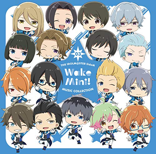 [Album]THE IDOLM@STER SideM WakeMini! MUSIC COLLECTION 03 – 315 STARS(インテリ Ver.)[FLAC + MP3]