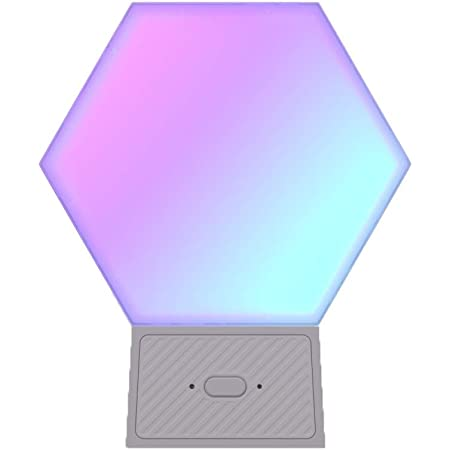 1x Controller, 1x Modul Cololight PLUS kompatibel mit Apple Homekit Google Home BASIC Alexa RGB LED-Panels mit App-Steuerung
