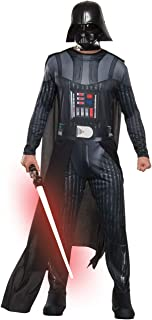 Rubie's Costume Co Men's Star Wars Classic Darth Vader Costume