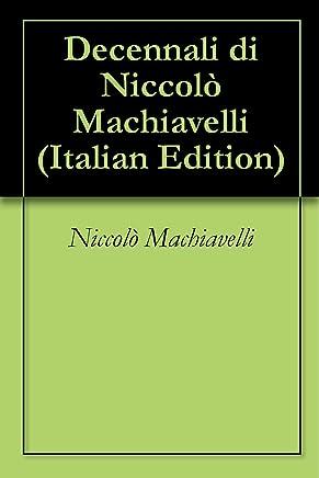Decennali di Niccolò Machiavelli