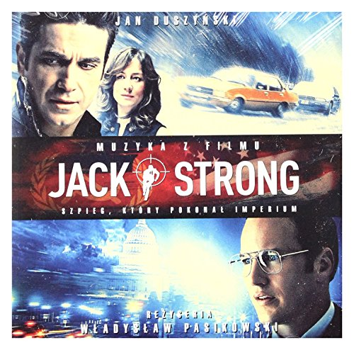 "Jan Duszyń""ski: Jack Strong (Jan Duszyński) soundtrack [CD]"