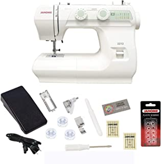 Best janome 2212 sewing machine Reviews