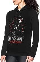 Komlyt Lil Wayne Leisure Ladies'hoodies Black