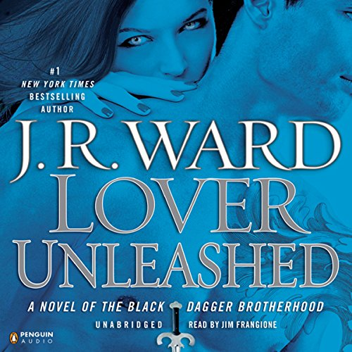Lover Unleashed audiobook cover art