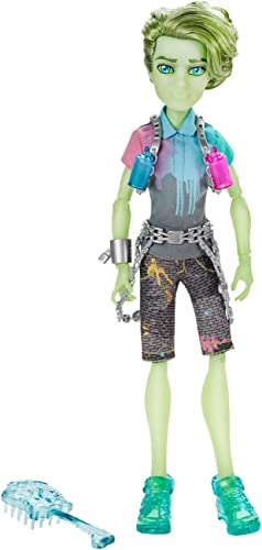 Monster High - Cgv19 - Poupée Mannequin - Porter - Hante