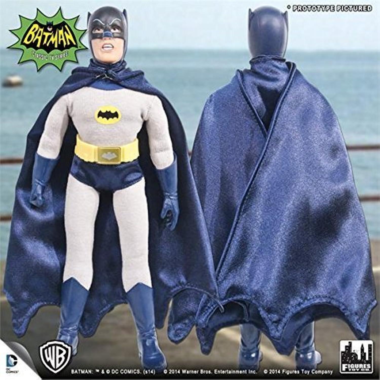 Batman Classic TV Series 8 Inch Action Figures Series 3  Batman (New Head Sculpt) by Figures Toy Company