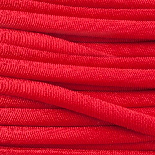 Fettuccia in Lycra Rossa Bobina 20 mt
