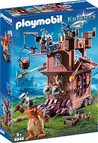PLAYMOBIL Knights 9340 Mobile Zwergenfestung, ab 5 Jahren
