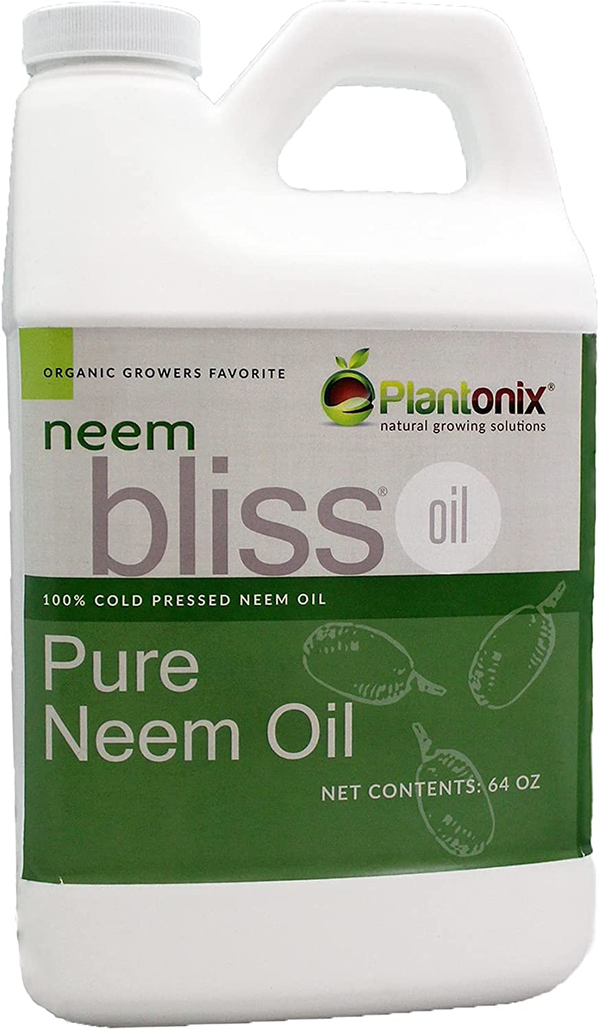 Organic Neem Bliss 100% Pure Cold Ranking TOP13 Seed 64 Oil oz Pressed free