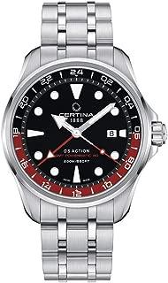 certina gmt watches