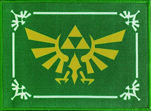 BERONAGE The Legend of Zelda Hyrule - Felpudo 50 x