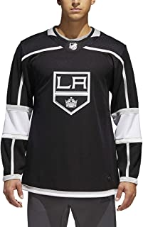 adidas Los Angeles Kings NHL Men`s Climalite Authentic Team Hockey Jersey