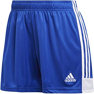 adidas Women's Tastigo 19 Shorts, DGH Solid Grey/White