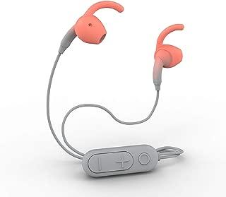 iFrogz Sound Hub Tone Earbuds - Grey/Coral