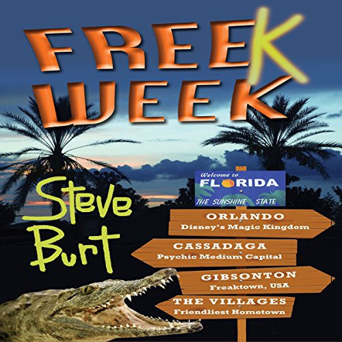 FreeK Week audiobook cover art