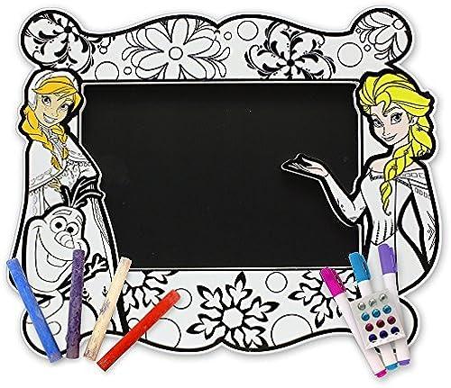 orden ahora con gran descuento y entrega gratuita Tara Toy Toy Toy Frozen Color N' Style Chalkboard Playset by Tara Toys  Entrega rápida y envío gratis en todos los pedidos.