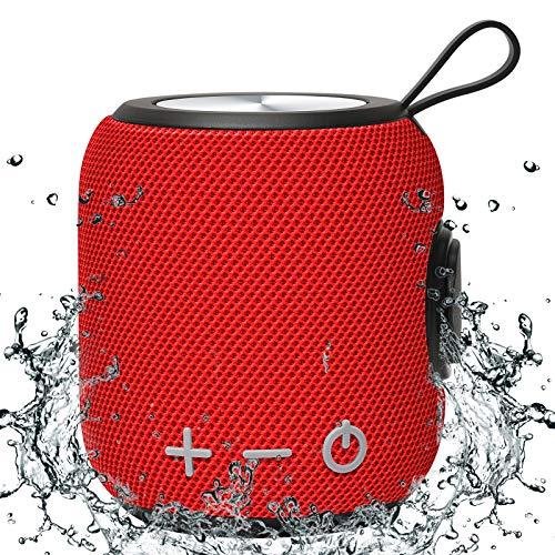 Portable Bluetooth Speaker,SANAG Bluetooth 5.0 Dual...