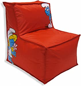 Die Schlümpfe Sitzsack, Sessel