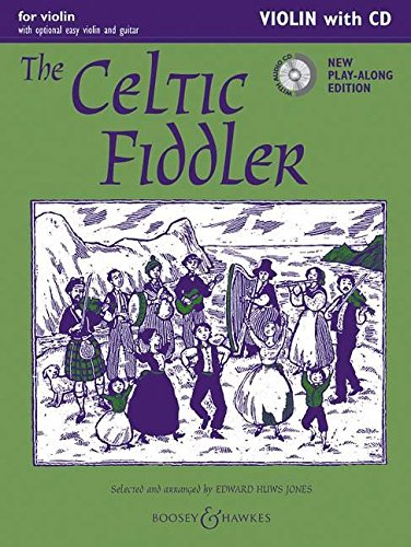 The Celtic Fiddler (New Edition with CD): Violin Part Only (VIOLON)