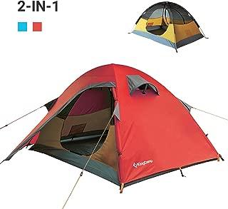 KingCamp Multi-Purpose 450mm Waterproof Toilet Tent for Picnic Camping Beach Storage Grey