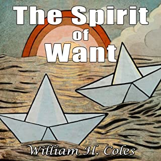The Spirit of Want audiobook cover art