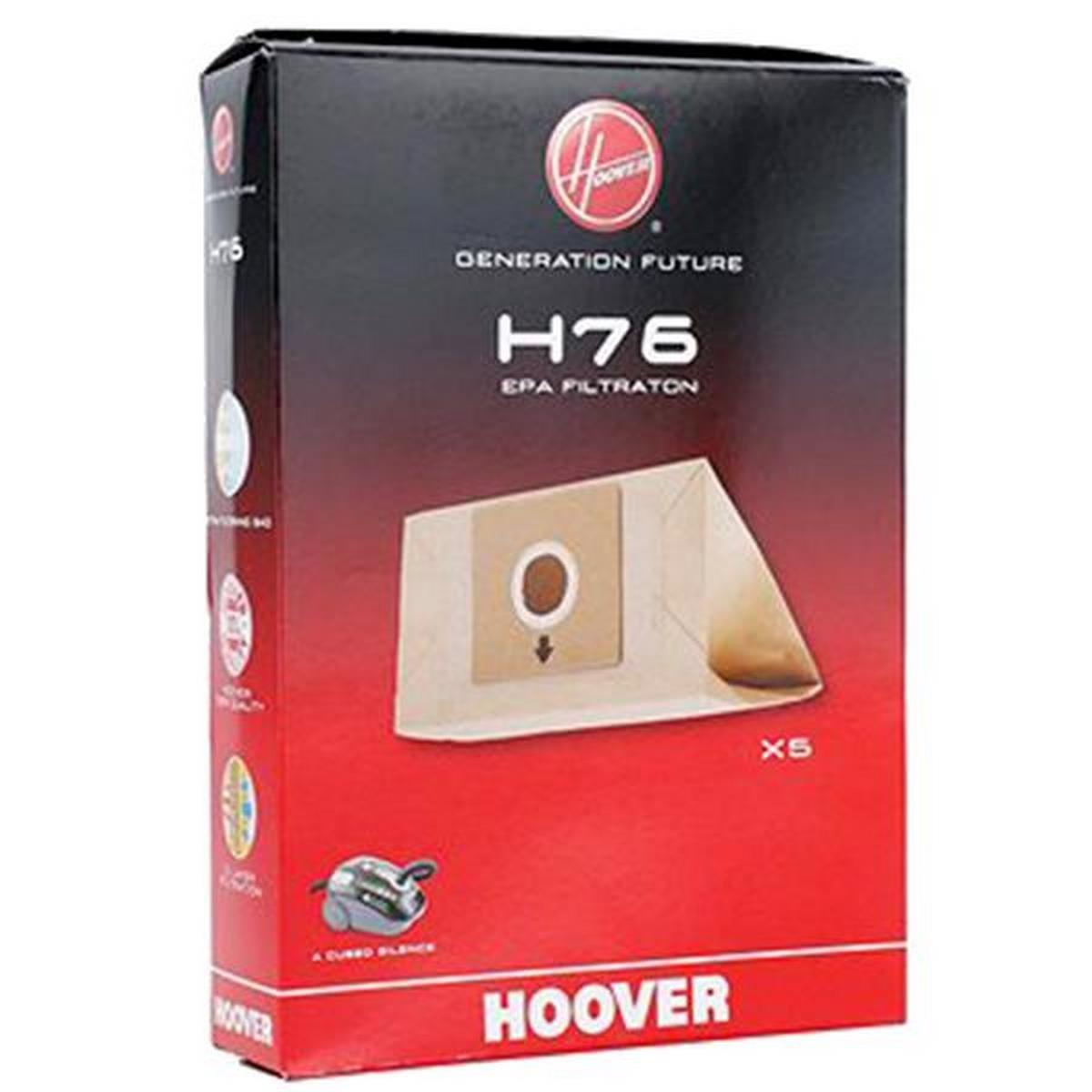 HOOVER - Bolsa aspirador Hoover H76 ORIGINAL: Amazon.es: Bricolaje ...