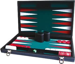 HOT 1631 46 cm Deluxe Backgammon Set
