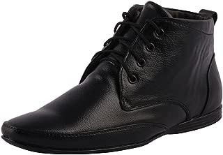 Kraasa Men's Faux_Leather Formal Shoes