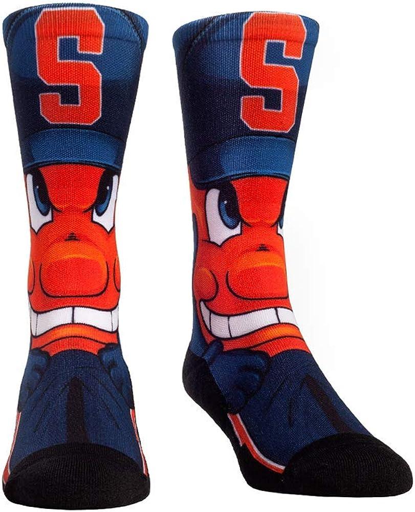 L//XL, Ohio State Buckeyes - Argyle NCAA Super Premium College Fan Socks