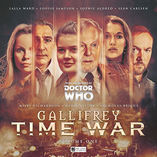 Gallifrey - Time War