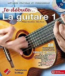 JE DEBUTE LA GUITARE (DVD)