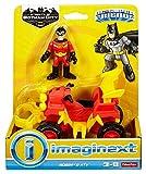 Fisher-Price Imaginext DC Super Friends Streets of Gotham City Robin & ATV