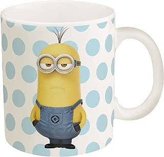 Zak Designs Coffee Mugs 11.5 oz- Elsa, Olaf & Minions (Minion)