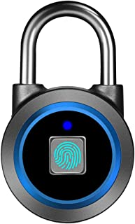 locksmart travel keyless bluetooth padlock