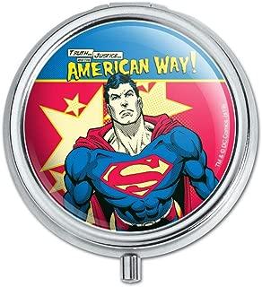 Superman The American Way Pill Case Trinket Gift Box
