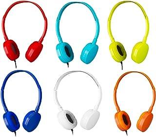 Sponsored Ad - Bulk Headphones 6 Pack School Headphones for Kids -YMJ(6 Colors) Kids Headphones for School,Classroom, Libr... photo