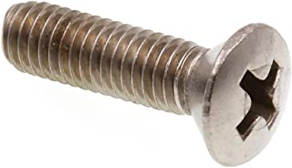 Nylon Oval Head Machine Screw The Hillman Group 59499 6-32 x 1//2-Inch 50-Pack