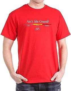 CafePress Three Grand Tours T-Shirt Cotton T-Shirt