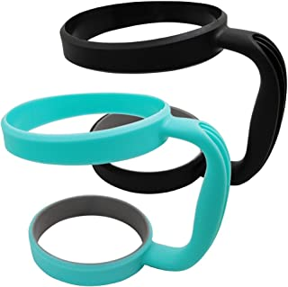 Tumbler Holder, SourceTon Set of 2 Tumbler Holder Handle compatible with 30 OZ YETI, Rtic, OZARK TRAIL SIC Cup Ozark Trail Berg, SIC, Chillr, Kodiak, Boss Tumbler Mug