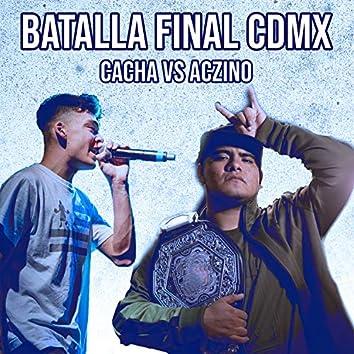 Batalla Final Cdmx