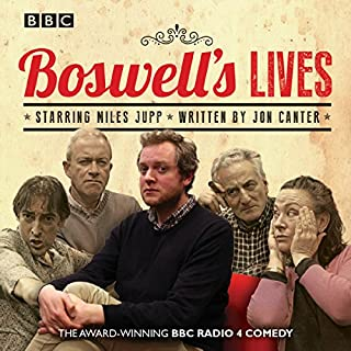 Couverture de Boswell's Lives