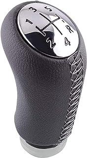 För RENAULT Laguna Megane 2 Clio 3 Scenic 2 5 Speed Stick Head Bilväxelspakshandtag Universal Gear Stick Shift Knob Cove...