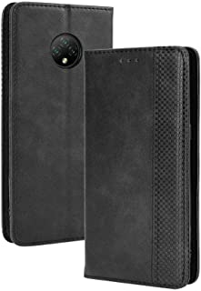 Case for Doogee X95,Leather Stand Wallet Flip Case Cover for Doogee X95,Retro magnetic Phone shell,Wallet phone case with ...