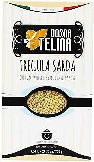Riso della Sardegna Fregola, Italian Toasted Pasta, 1.5 lb (700 g) - 2 Pack
