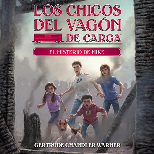 El Misterio de Mike [The Mystery of Mike] audiobook cover art