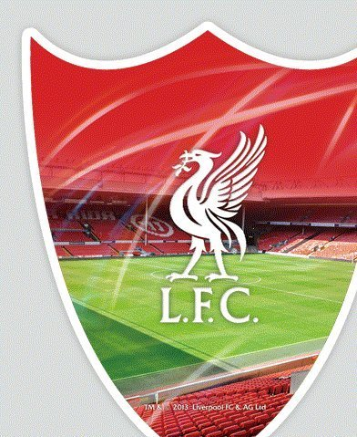 Liverpool F.C. Universal Skin Small- Universal 3D Skin- Can Be Applied To All Electronic Devices / Gadgets And Most Surfaces- Special Adhesive System Which Does Not Leave Any Residue When Removed- 3D Depth Technology Which Truly Looks Amazing At Every Angle- Approx 60Mm X 45Mm- In An Offic