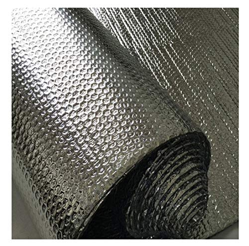 Insulation Foil Aluminum Foil Insulation Roll Warm Up Room Or Keep Cool Aluminium Foil Reflective Garage Insulation Kit Save Energy For Attics Lofts Sheds Caravans Greenhouses Pet Homes