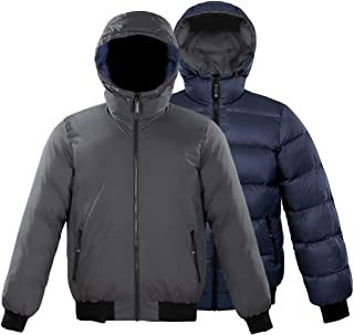 Triple F.A.T. Goose Verso Mens Reversible Down Jacket | 750 Fill Power
