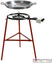 paella pan and burner set