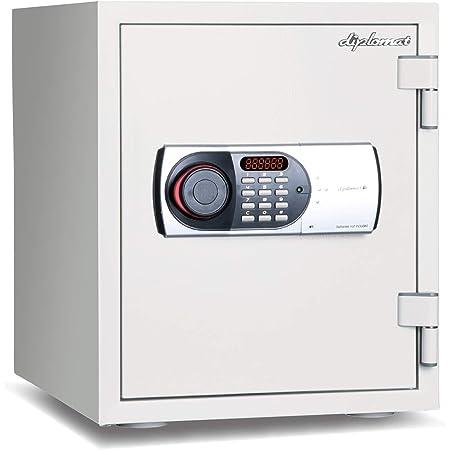 ディプロマット 60分耐火金庫 125EN88 デジタルテンキー式 警報アラーム付 25L